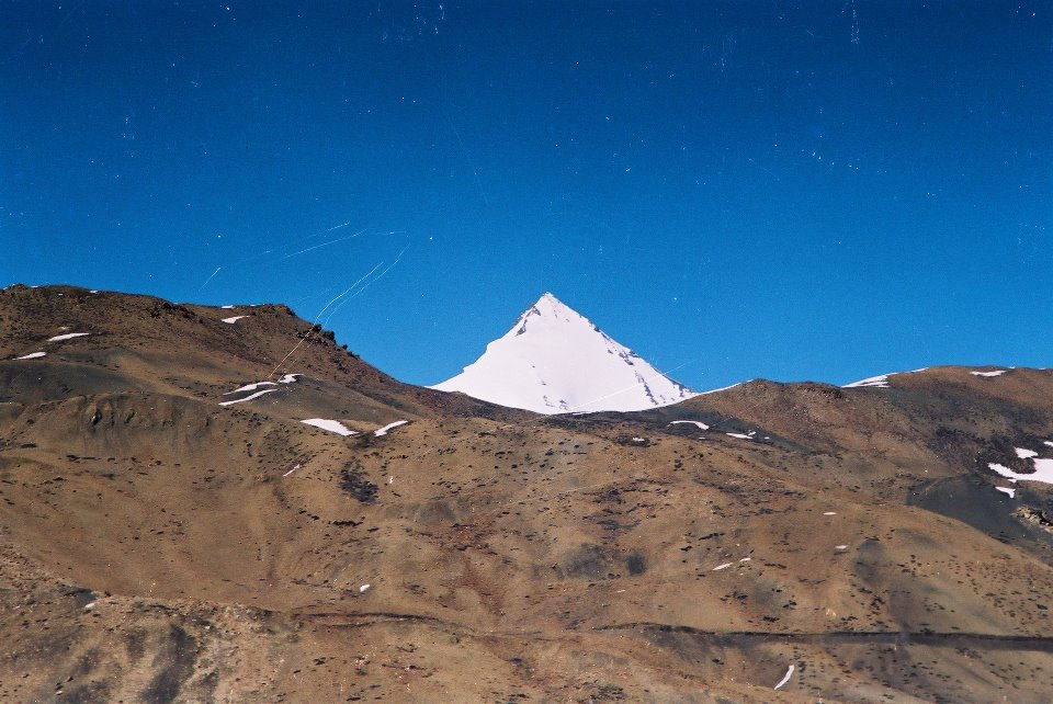 The Shila peak